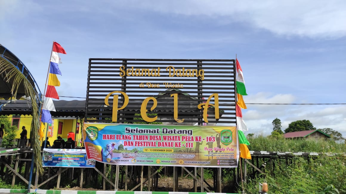 Ragam Destinasi Wisata Di Desa Pela Mulai Dari Trip Pesut Hingga Mendanau Mediaetam Com
