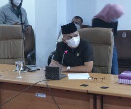 Anggota Komisi I DPRD Bontang Abdul Haris