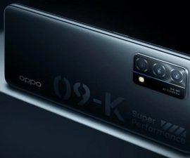 Smartphone Oppo K9 5G Telah Rilis, Berikut Ini Spesifikasi Terbarunya