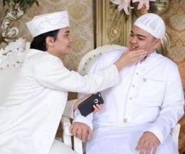 Ameer Az Zikra Resmi Menikah dengan Nadia Shafa Pujaan Hatinya