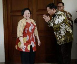 Sikap Megawati Dan Prabowo Sebagai Langkah Jelang Pilpres 2024